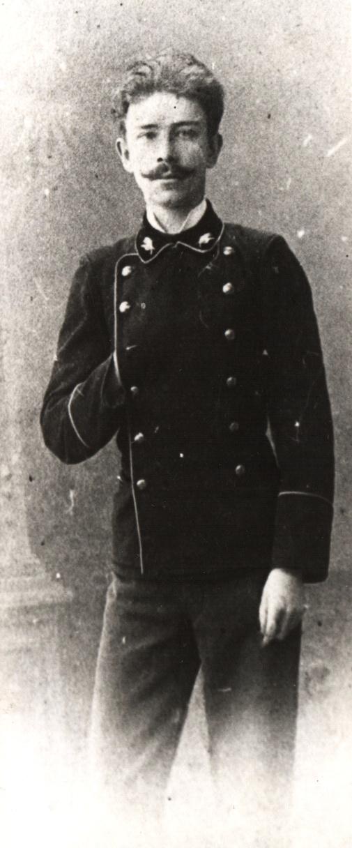 Павел Борисович Шимановский. Фото 1901 г. Источник: www.mglin-krai.ru