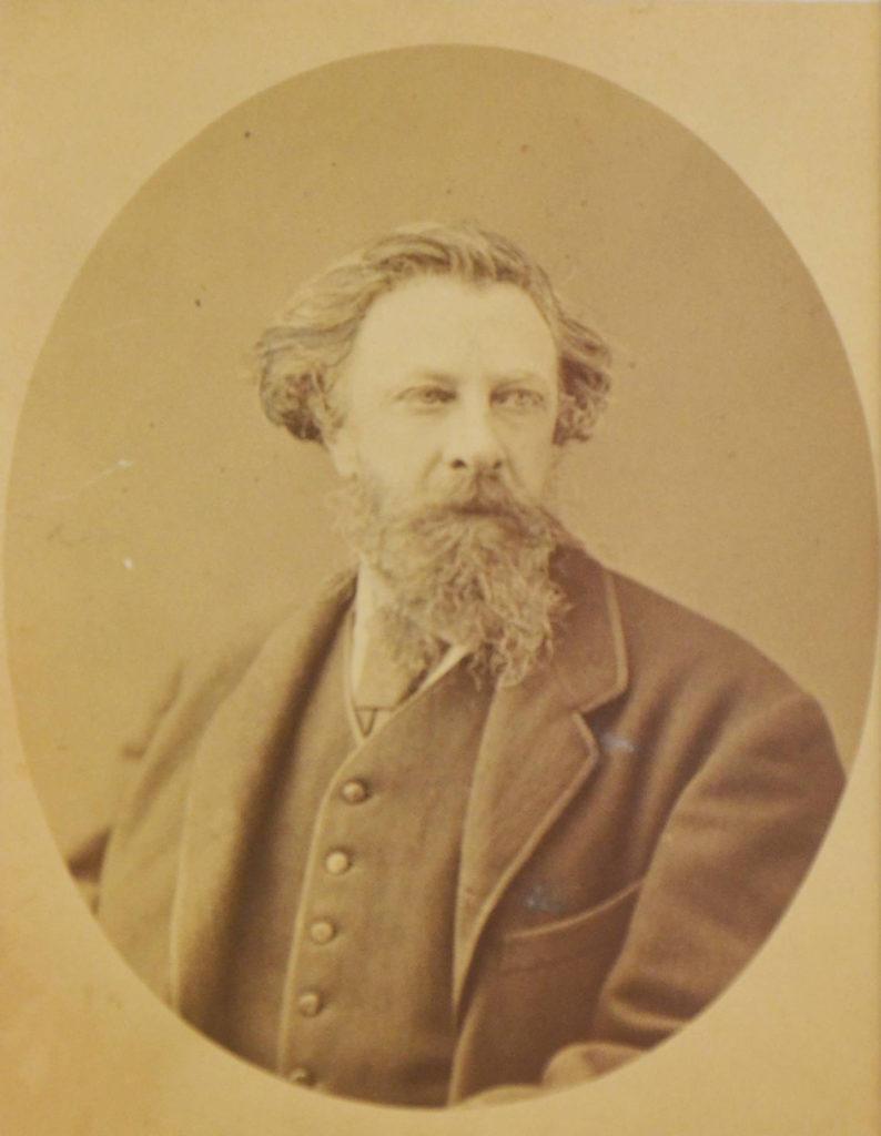 Алексей Константинович Толстой. Фото 1870-х гг.