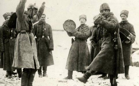Братания на Восточном фронте Первой мировой войны. Март-апрель 1917 г.