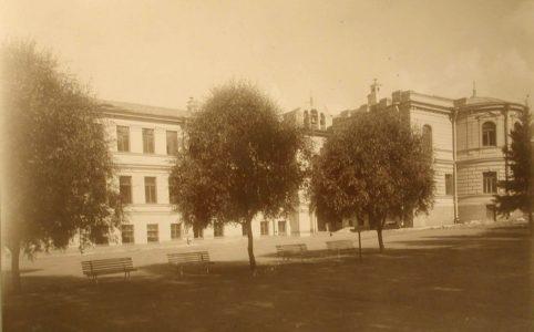 Гатчинское реальное училище имени Императора Александра III. 1911 г.
