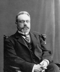 Военный министр Временного правительства А. И. Гучков