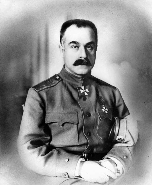 Генерал от кавалерии Алексей Каледин, Донской Войсковой Атаман с лета 1917 г.
