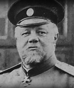 Генерал-майор, начальник Брянского арсенала Анатолий Николаевич Лукашев (1857-1917)