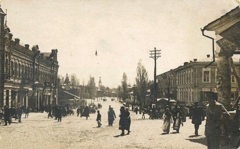 Новозыбков. Фото 1910-х гг. Источник: www.novozybkov.ru