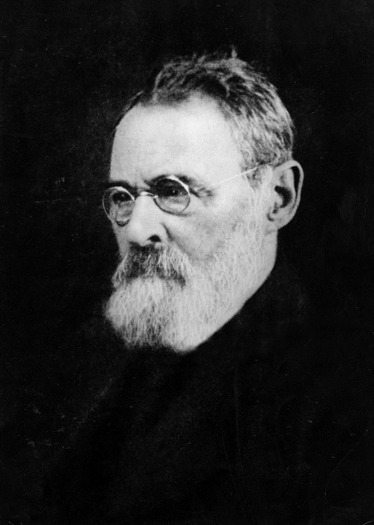 Павел Борисович Аксельрод. Фото 1910-х гг.