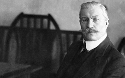 П. Н. Милюков. Фото 1910-х гг.