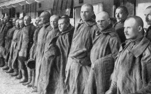 Русские военнопленные. 1914-1917 гг.