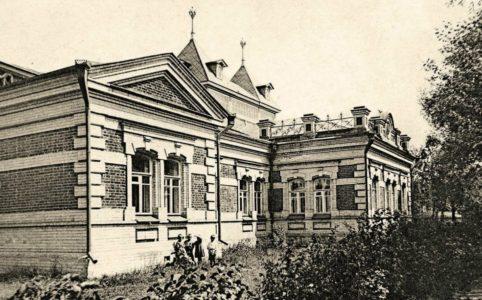 Приют для детей Бежицкого благотворительного общества. Фото 1914 г. Источник: группа ВК «Брянск глазами разных поколений»