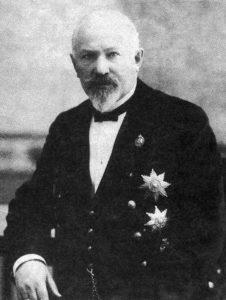 Председатель Государственного совета Иван Щегловитов