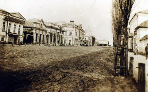 Севск. Фото 1900-1910-х гг.