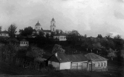 Севск. Фото 1910-х гг.