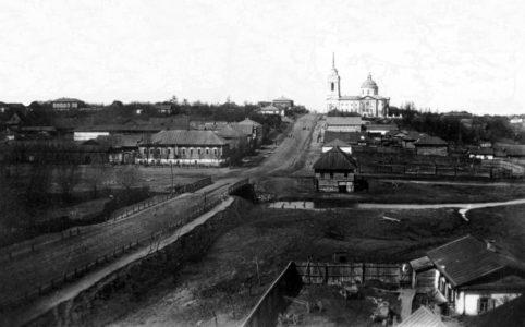 Севск. Фото конца XIX — начала XX в.