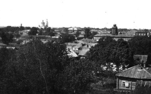 г. Стародуб. Фото предположительно 1900-1910-е. Из коллекции Д. Гречихина