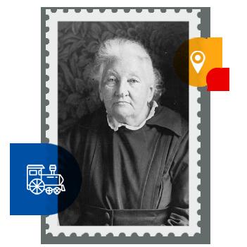 Ввиду болезни, Е. К. Брешко-Брешковская отменила поездку в Екатеринослав и направилась в Симферополь.