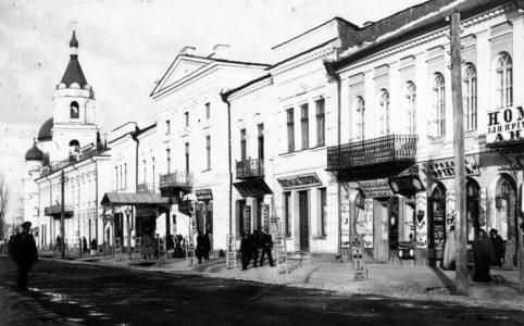 Житомир. Фото 1900-1910х гг.