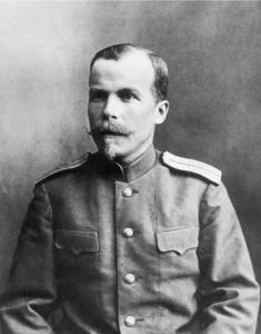 Павел Иванович Заякин-Уральский. Фото 1915-1917 гг.