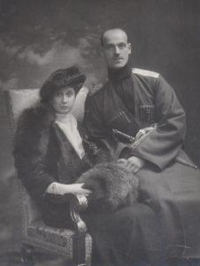 Великий князь Михаил Александрович и Наталья Брасова